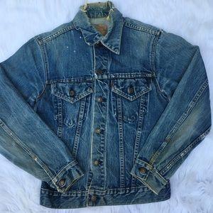 Vintage 70s Levi's denim jacket